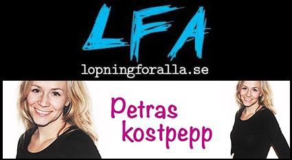 LFA- Petras kostpepp