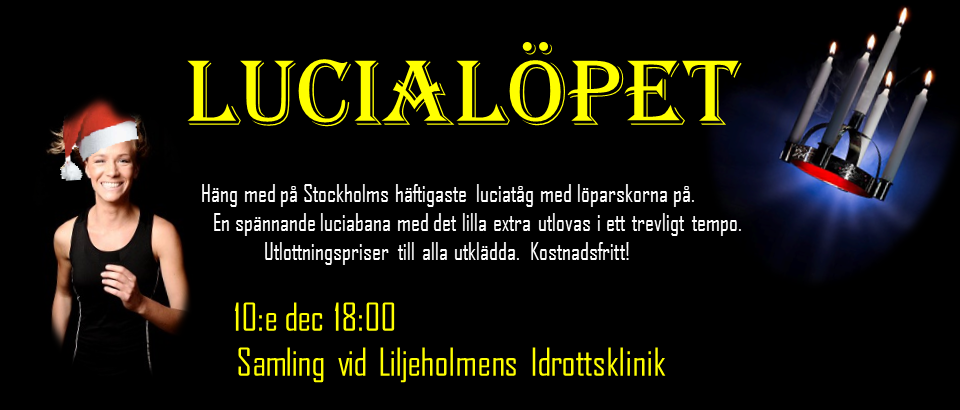 Lucialöpet hemsida 2